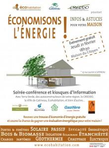 Économisons de l'énergie à Gatineau